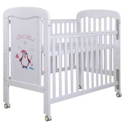 童心 小淘企嬰兒床(中床)-附聚酯棉嬰幼兒床墊