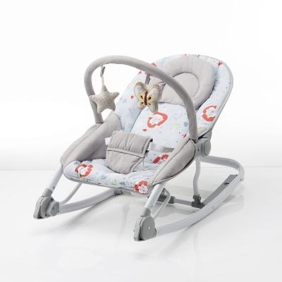 Baby City娃娃城 搖搖椅(附海星與蝴蝶填充玩具)