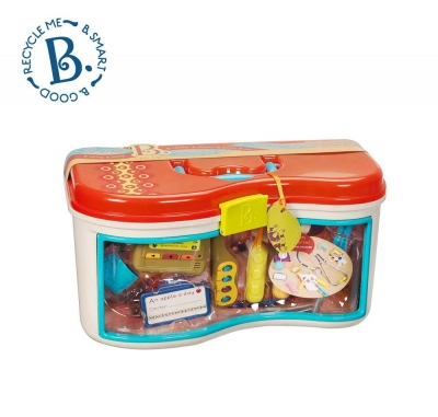 美國 B.Toys 達特醫生診療箱