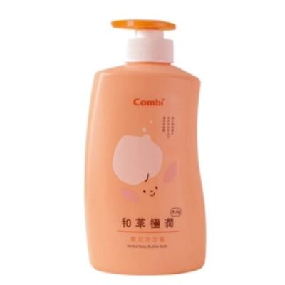 【期間限定】Combi 和草極潤PLUS 嬰兒泡泡露500ml