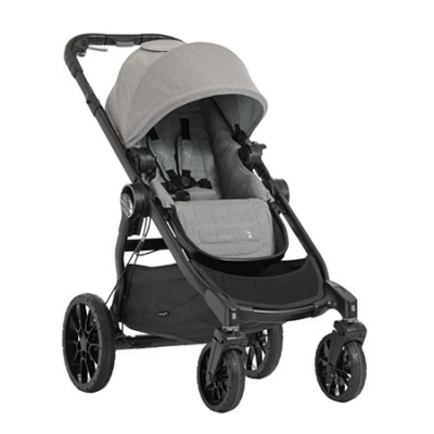 美國 baby jogger city select LUX單雙人推車