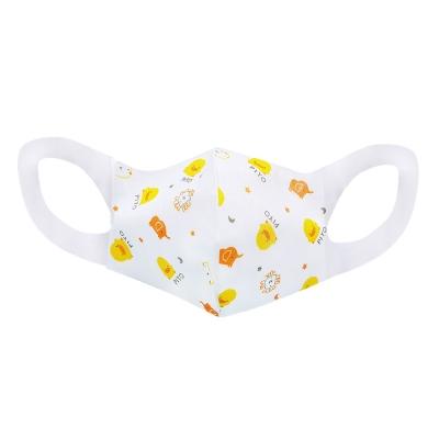 PiyoPiyo黃色小鴨 醫療防護口罩(未滅菌)-5入
